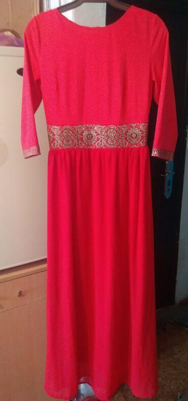 вечерние платье в пол в Кыргызстан: Вечернее платье в пол. 1000 сом