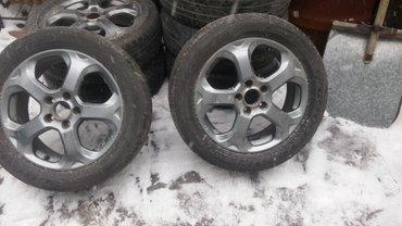 """Оригинальные литые диски Honda Enkei R17 """" комплект. Диаметр 17 """"; в Бишкек"""