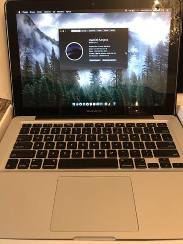 Bakı şəhərində ƏLA vəziyyətdə MacBook Pro 13inch, Mid 2012