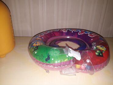 Баллончик для купания малышкам с 6 мес. Покупали за 800 сом. Новый