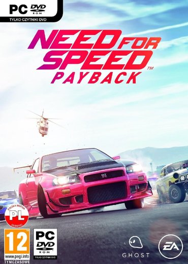 PC Igra Need for Speed- Payback (2017) - Beograd