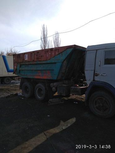 Камаз услуги доставка песок кирпич камень вывоза мусора и.т.д в Каракол