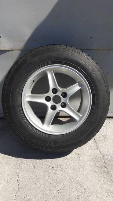 Хайлендер 225 .70.16 прошу резина один сезон ездила диски отличный