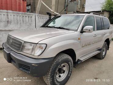 Toyota Land Cruiser 4.5 л. 2001 | 197000 км