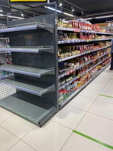 Услуги - Узген: Полки торговые стелажи новые срочно продается звоните сторого на ватса