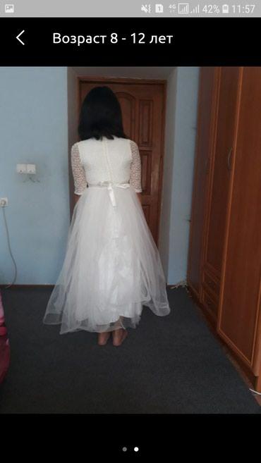 Нарядное платье 10-12 лет 800 сом   в Бишкек