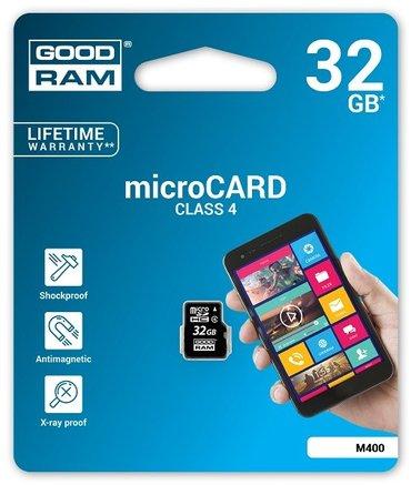 Goodram je dizajnirao microcard m400 / m40a class 4 za prenosne - Nis