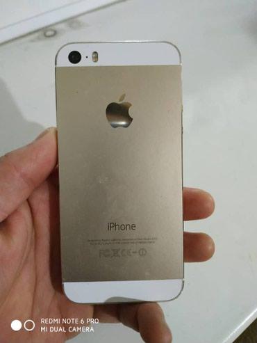 aifon 6 64 gb в Кыргызстан: Новый iPhone 5s 64 ГБ Золотой