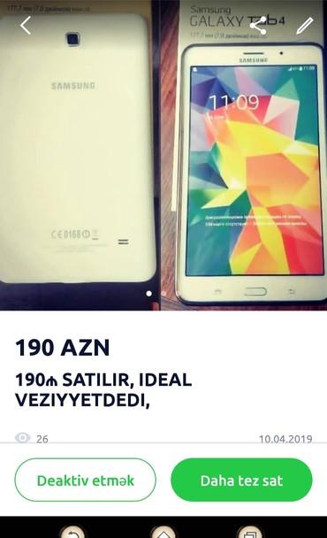 Satilir ideal veziyyetdedi в Bakı
