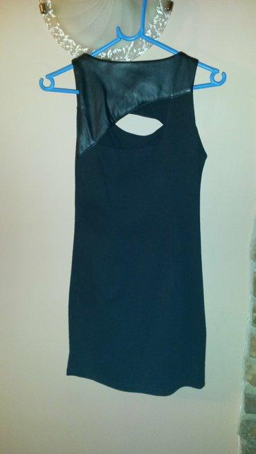 Crna haljina,s vel. - Sombor