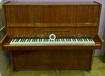 """36 объявлений: """"Вятка"""" пианино сатылат, биз экинчи кожоюнбуз, абалы эң сонун, өңү"""