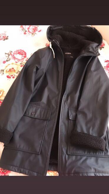 Классная спортивная куртка, на весну и на осень самое то) покупала в М
