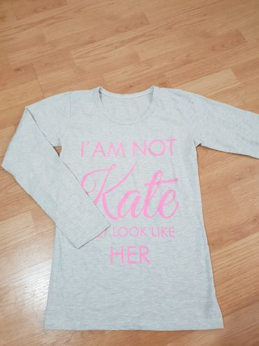 Bodi majica za devojcice od 12 do 14 godina 100% pamuk - Loznica