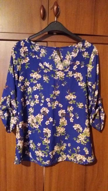 стильные и в Кыргызстан: Блуза нежная и стильная.турция .42 размер. 150сом. состояние