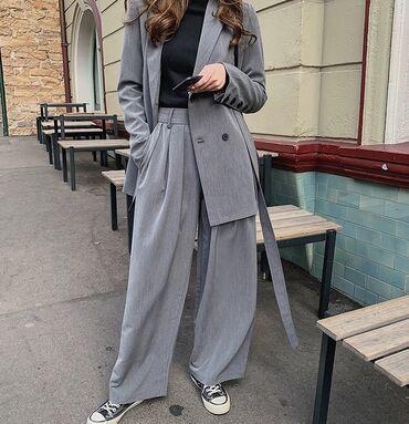 Костюм +брюки высшего качества, фабрика китай размер xl на рост 170 см