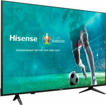 смарт тв 32 в Кыргызстан: Телевизоры Hisense Android.9  43 дюм 110 см диогональ смарт тв андрои