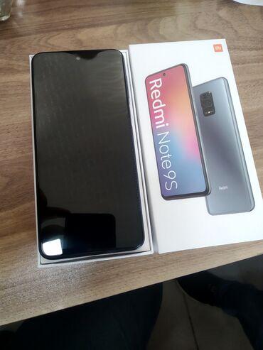 videokamera xiaomi в Азербайджан: Новый Xiaomi Redmi Note 9S 128 ГБ Синий