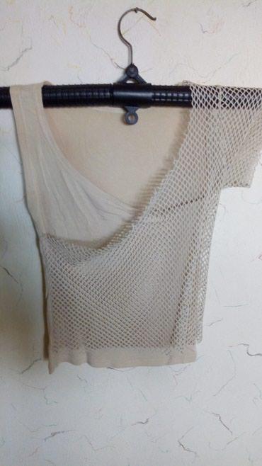 Bodi majca nova,sa elastinom,obim grudi 80,duz..50cm. - Kraljevo