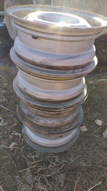 диски на 13 в Кыргызстан: Шины и диски