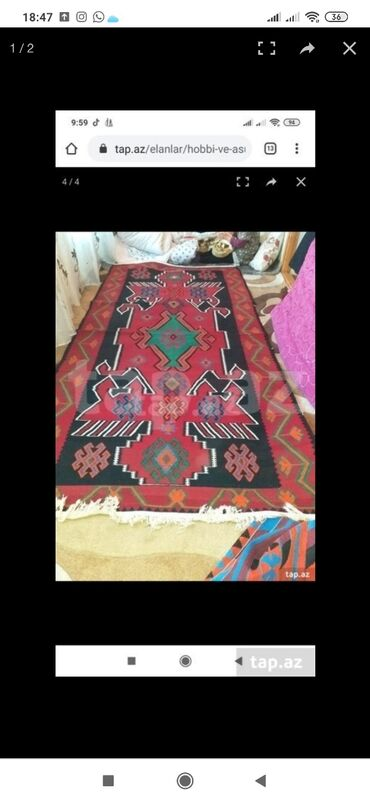 Дом и сад - Сабир: Qedmi palaz satilir 500 manata