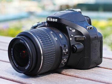 nikon d90 - Azərbaycan: 1.Nikon d5200 2.nikon 18/55mm lens3.nikon 50mm lensAz islenib hec bir