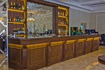 Мебель для открытых площадок ресторанов в Бишкеке в Бишкек