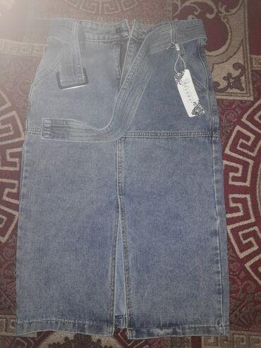 Личные вещи - Гульча: Юбка джинсы
