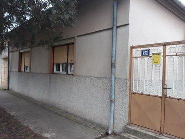 Prodajem kuću u novi kneževac ulica koče kolara 81 za više info zovite - Novi Knezevac