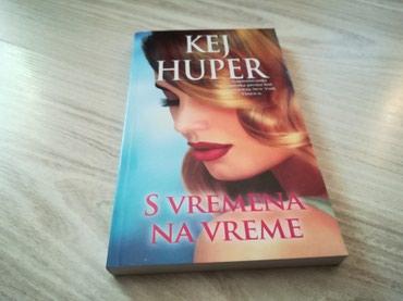 Knjiga s vremena na vreme kej huper - Belgrade