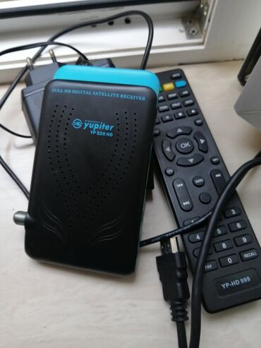 Yupitel 520 HD az işlənmiş üstündədi türk və Azəri kanaları yığılıdır