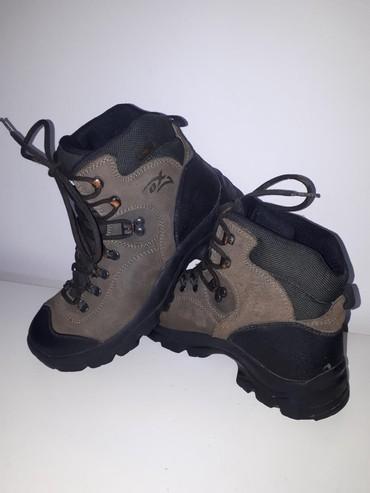 Vodootporne/Duboke, ojačane, neklizajuce cipele, br 40, ug 26 cm. - Kraljevo