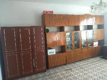 чешскую-стенку в Кыргызстан: Продаю шкаф и стенку 8 тыс сом