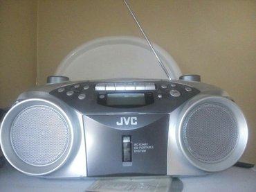 продаю бумбокс в отличном состоянии. Mp3, cd, fm radio. с коробкой и д в Бишкек