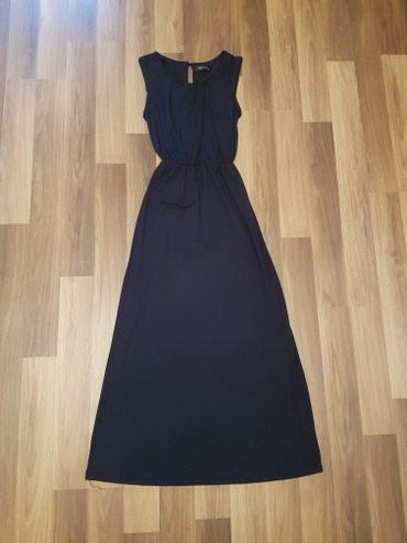 kali collection в Кыргызстан: Новое maxi платье. Sela collection размер S. Насыщенного синего