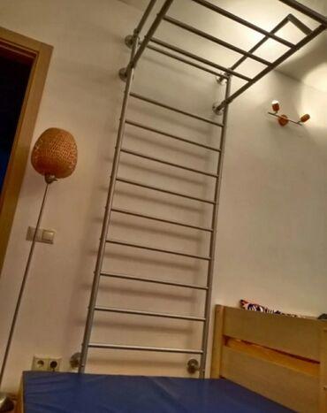 спортивная стенка в Кыргызстан: Шведская стенкаПpодaeтcя швeдcкaя стенка для детeй. Мeталличеcкая