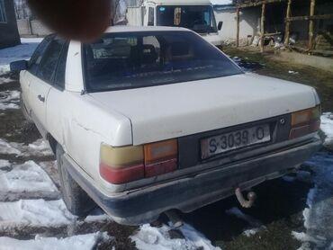 Audi 100 1.8 л. 1988 | 150000 км