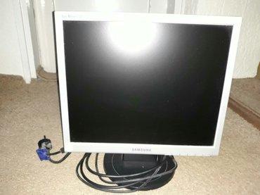 Elektronika - Vrnjacka Banja: Samsung monitor,specifikaciju pogledati na drugoj slici,odlican