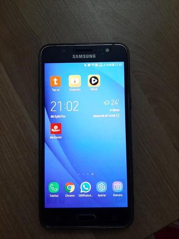 Чехол samsung j5 2016 - Азербайджан: Б/у Samsung Galaxy J5 2016 16 ГБ Черный