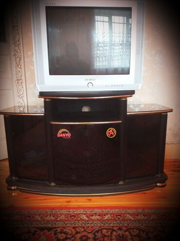 televizor samsung 108 cm - Azərbaycan: Samsung televizor ve televizor altı ikisi birge 100AZN