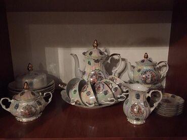 6 person çay, qiyməti 170 manat