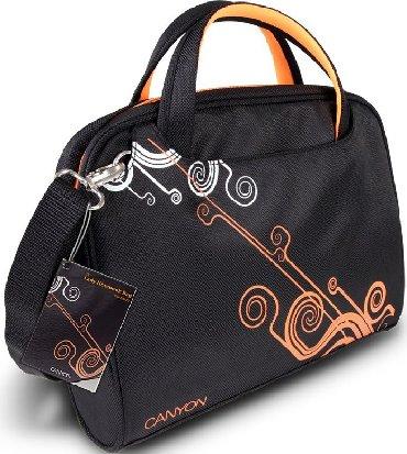 сумка для переноски ребенка в Кыргызстан: Сумка Canyon CNR-NB22O Black-OrangeМатериал синтетический
