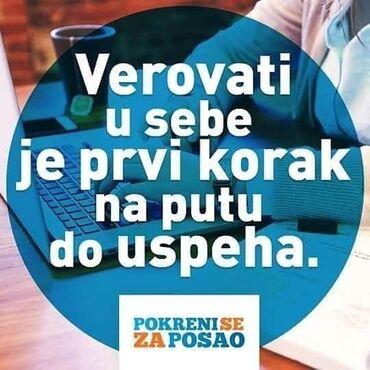 Zarada od kuce - Srbija: Kreni sa mnom !!!!! Ne plaši se obaveza, jer ne postavljamo nikakve