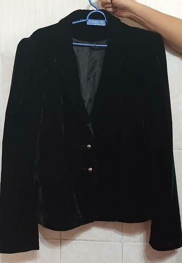 Пиджак женский бархатный F&F
