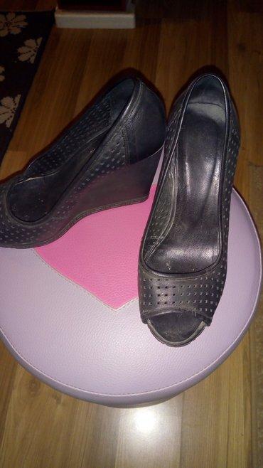 Sandale na platformu u super stanju, 37 vel, 400 din. - Belgrade