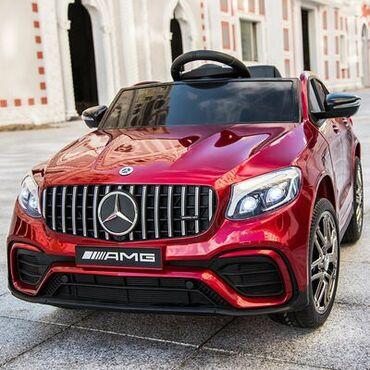 Yeni gələn Mercedes GLC 63 elektromobili sizə təqdim edirik.Gözəl