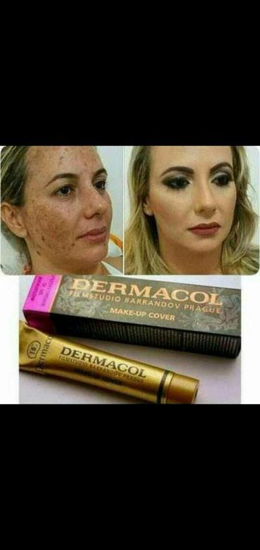 Dermacol -Дермакол 100сом + доставка бесплатно звоните + в Душанбе