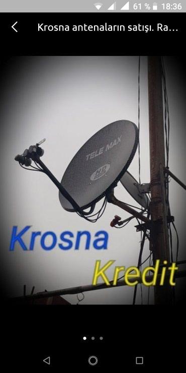 Bakı şəhərində Krosna.