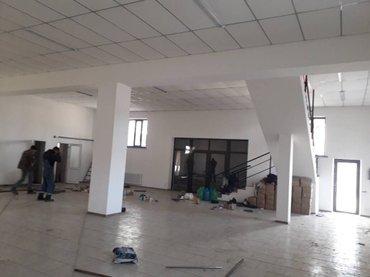 Сдается помещение на Салиева Лермонтова 150 кв м в Бишкек