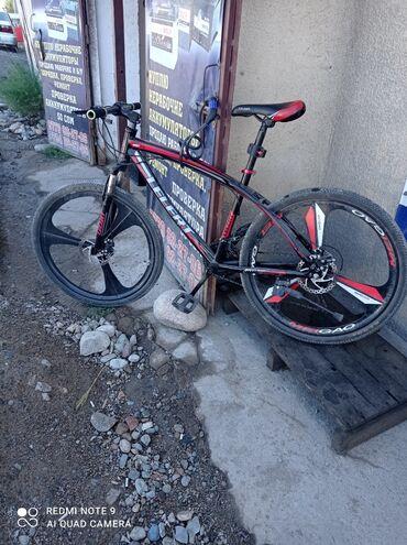 velosiped dlja detej s dcp velostart в Кыргызстан: Продаю велосипед !!!! Состояние отличное!!!  Цена окончательная!