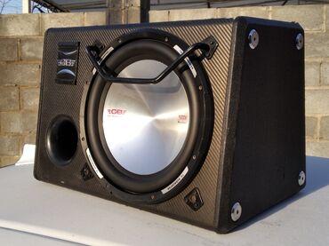 Продаю сабвуфер GB 1600WВстроенный усилительПиковая мощность 1600